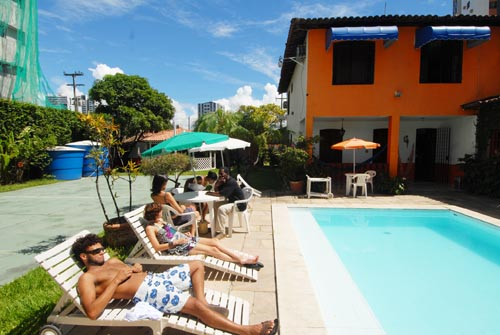 Hostel Boa Viagem Piscina