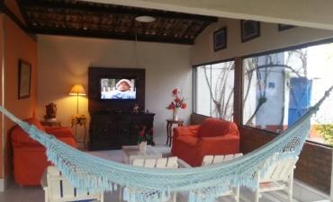 Galeria: Sala de TV e com espaço social