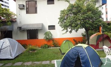 Momentos no Hostel